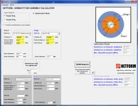 NETFORM metal forming force calculator and die analysis software