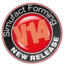 Simufact Forming v14 is released