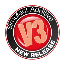 Simufact Additive'in yeni versiyonu v3 yayinlandi